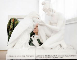 Luigi Ontani - Vl9 fotografia ritratto - portrait